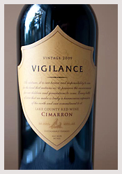Vigilance Wine Review