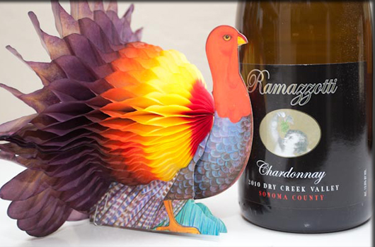Thanksgiving day wine recommendations