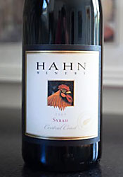 Hahn Central Coast 2009 Syrah