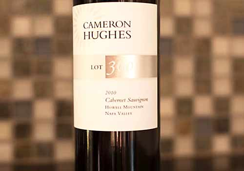 Howell Mountain 2010 Cabernet from Cameron Hughes