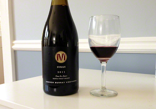 image of andrew murray syrah