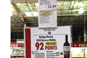 The Norton at Costco